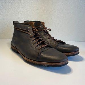 Timberland Mens Bardstown Gentlemens Boot Leather